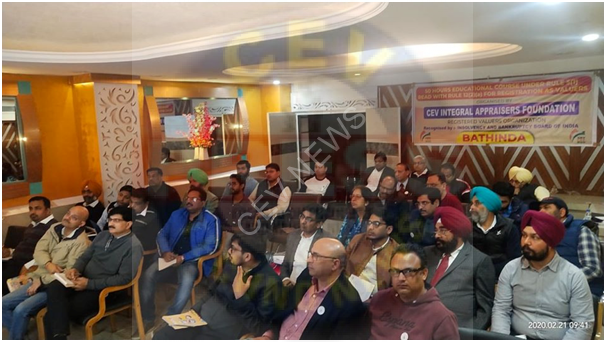 Read more about the article 8th SESSION50 HRS EDUCATIONAL COURSE organized by Royal BATHINDA chapter of CEV IAF RVO.