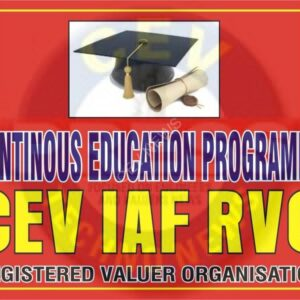2 HOURS CEP PROGRAM BY CEV IAF RVO