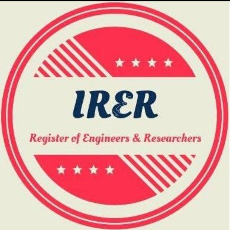 NOMINATIONS INVITED BY IRER-SAID DR. GURUDUTT SAHNI, PRESIDENT & DIRECTOR OF IRER