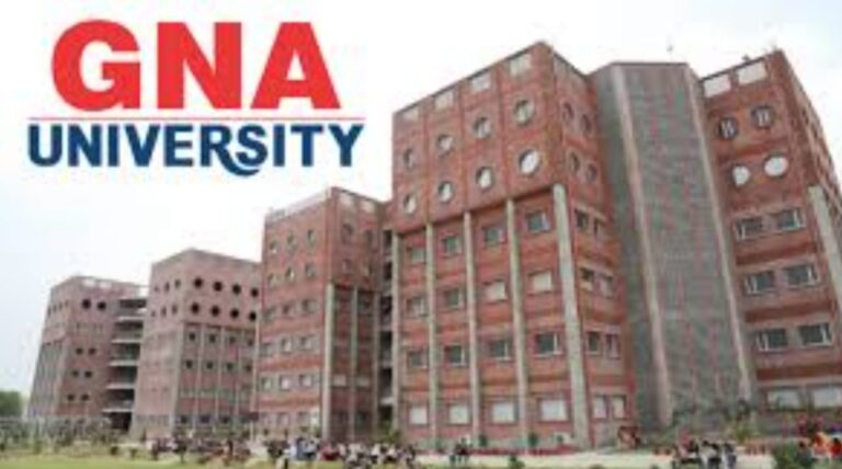 """Faculty Development Program on """"Aerospace Engineering Application & Beyond"""" at GNA University : This kind of program will be very beneficial for faculties & research scholars to build their research laboratories at their institute-Gurdip Singh Sihra, Pro-Chancellor"""