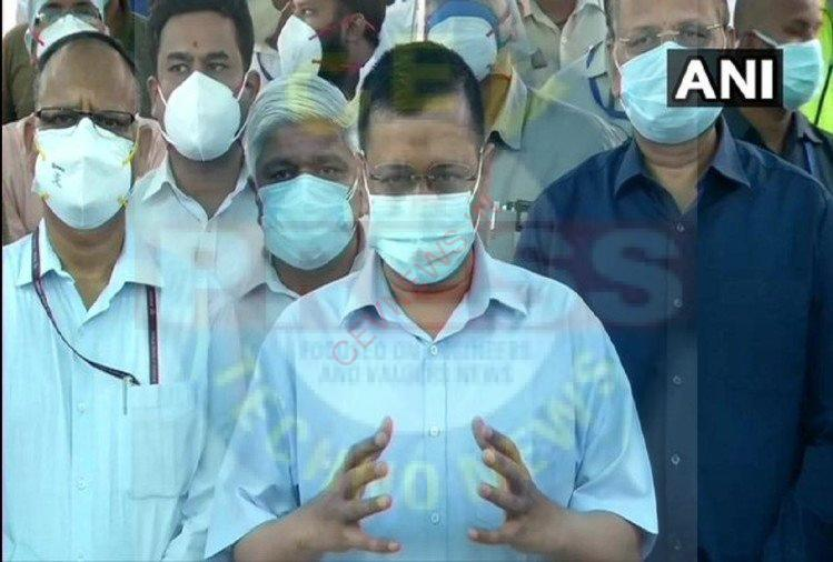 Delhi Lockdown Extends News: Lockdown Extended For One Week In Delhi Chief Minister Arvind Kejriwal Announced – Delhi Lockdown News: केजरीवाल सरकार ने फिर बढ़ाया सात दिन का लॉकडाउन, 24 मई तक रहेंगी पाबंदियां