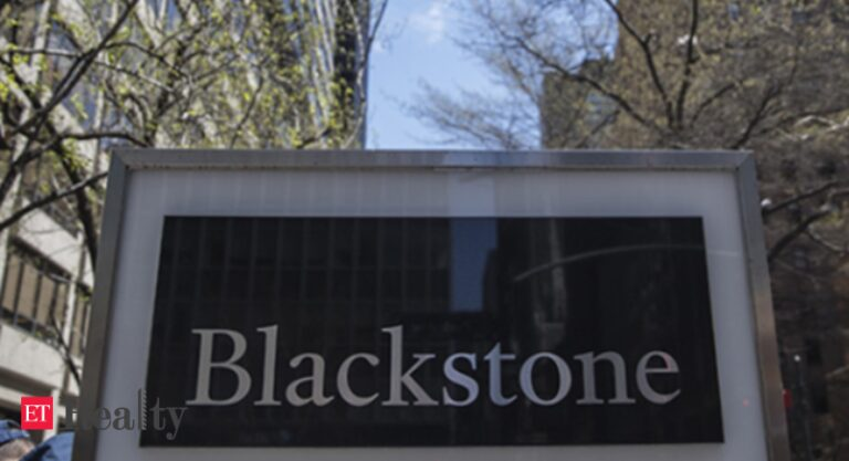Blackstone betting big on India-its most profitable market, Real Estate News
