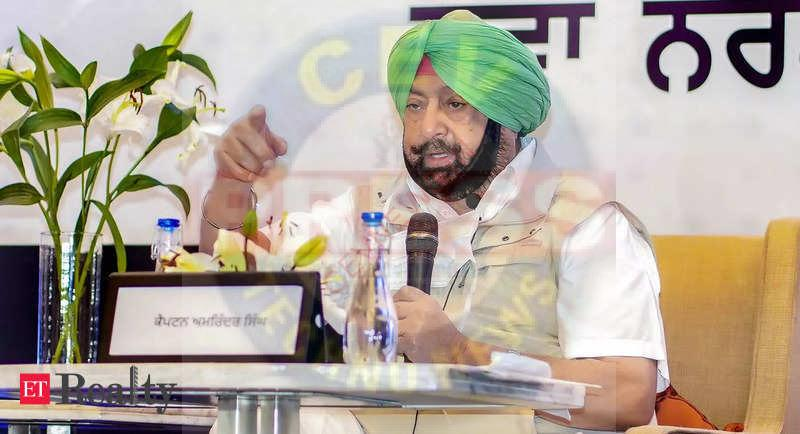 Punjab CM directed the Local Government department to expedite work on the flagship Basera project Real Estate News