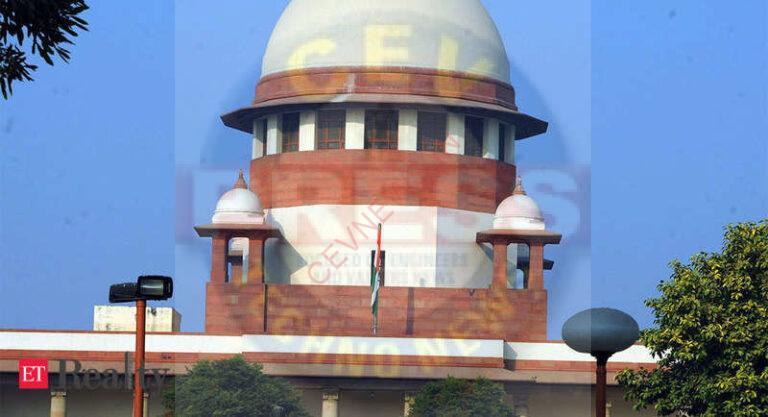Homebuyers' body FPCE hails SC order to strike down West Bengal's HIRA, Real Estate News, ET RealEstate