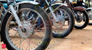 Read more about the article Current fiscal may see highest number of model launches: Royal Enfield