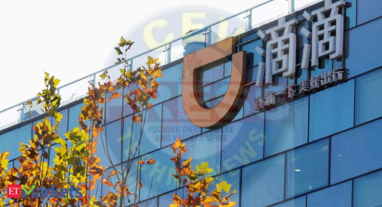 China's Didi set to open over 14% higher in mega US IPO