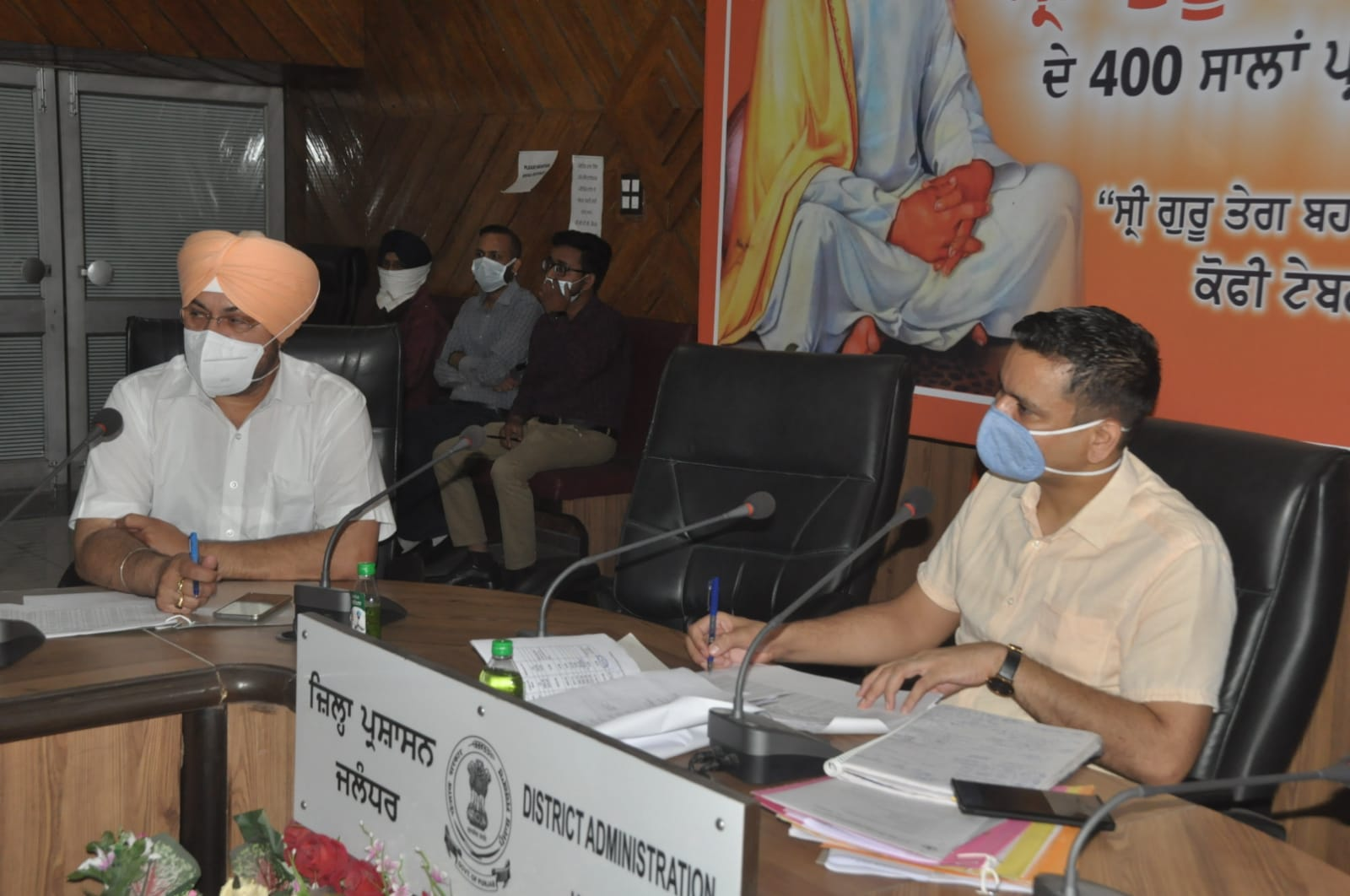 481 Development works amounting to over Rs. 111 crores started under UEIP Phase-II in Jalandhar: Deputy Commissioner Asks officers to strictly adhere to the timelines of completion of these projects Also directs to immediately furnish remaining utilization certificates of completed projects as 295 works completed so far under the first phase