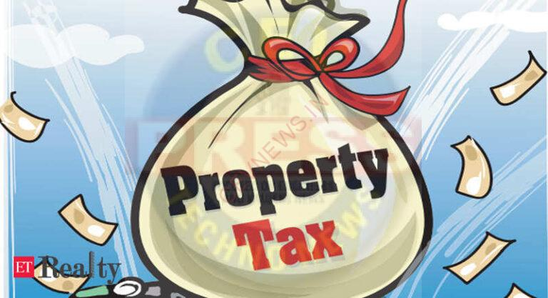 Kolhapur civic body collects Rs 1.5 crore property tax in one day, Real Estate News, ET RealEstate