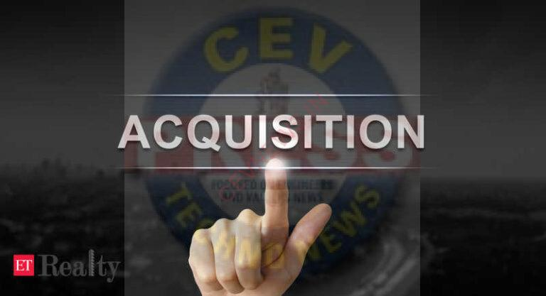 M3M acquires 73-acre land in Noida at Rs 900 crore, Real Estate News, ET RealEstate