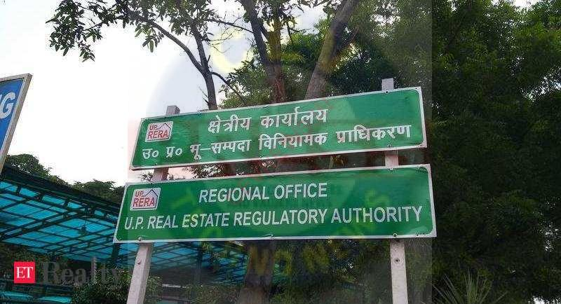 Read more about the article UP-RERA carries out digitization of various processes, Real Estate News