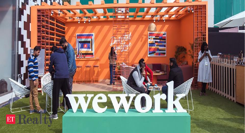 Read more about the article WeWork lease out 17,000 sq ft space to 3M India in Bengaluru, Real Estate News, ET RealEstate