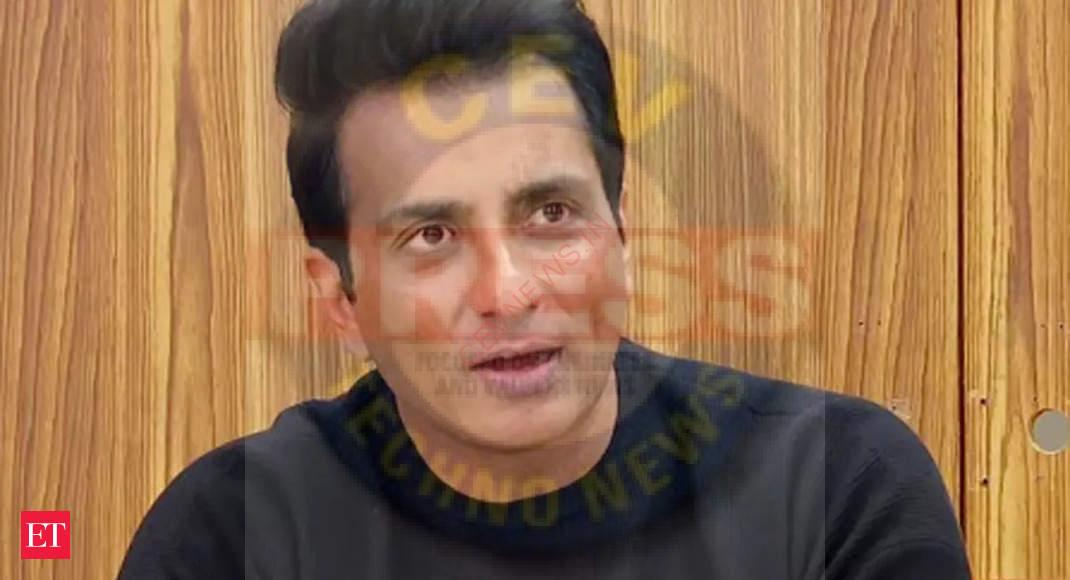 Read more about the article Sonu Sood: Actor Sonu Sood to debut as TV anchor for Good News Today