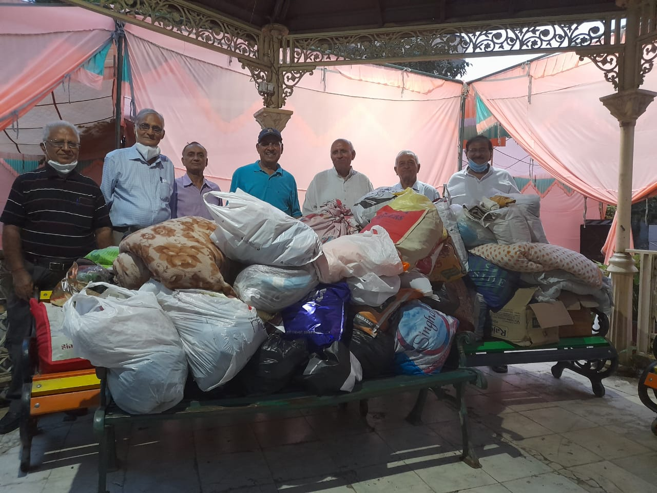 Read more about the article LET'S FEEL JOY OF GIVING TO SPECIALLY ABLED, ORPHANS & ELDERS – SAID BY SH. JAGMOHAN SHARMA & YISSCC VOLUNTEERS
